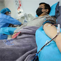 Bệnh nhân Covid-19 có thể suy giảm chức năng phổi sau hồi phục