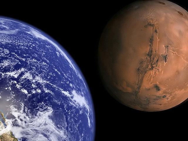 Hỏa tinh có phải là nhà trong tương lai của chúng ta?