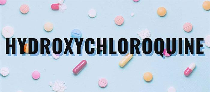 Thuốc hydroxychloroquine được dùng để ngăn chặn hoặc điều trị bệnh sốt rét.