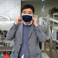 Hàn Quốc phát triển thành công bộ lọc khẩu trang có thể giặt 20 lần