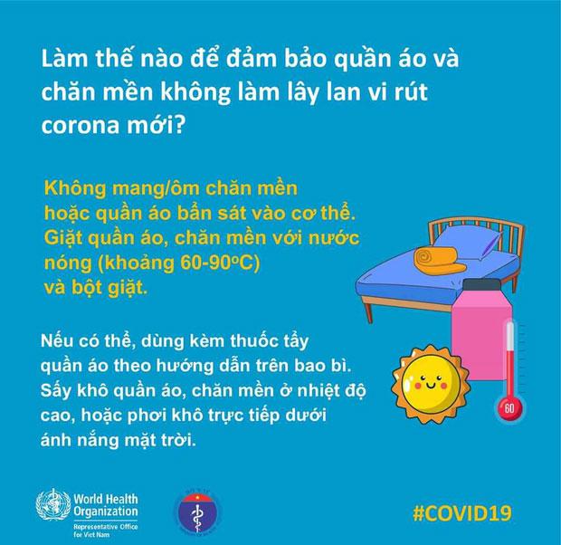 Cách phòng tránh lây lan virus covid-19