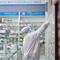 Nhật Bản phát triển thuốc trị được virus corona mới