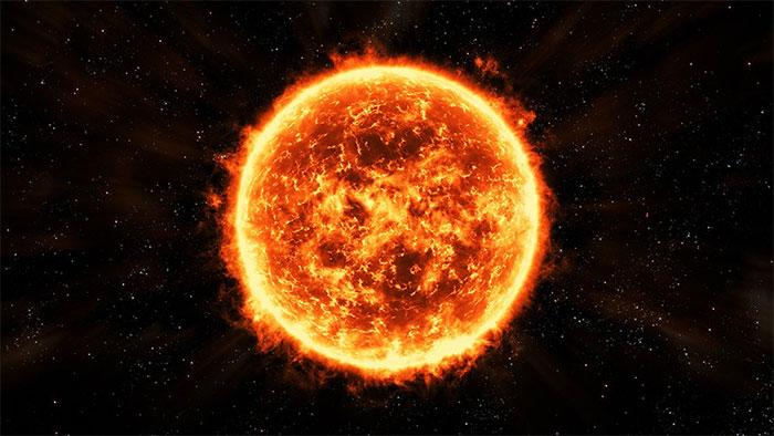 Phản ứng hạt nhân nguyên tử đã giải thích được câu đố về nguồn năng lượng Mặt trời.