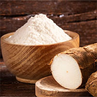 Quy trình chế biến tinh bột sắn từ củ sắn