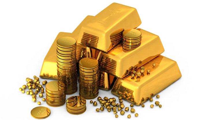Vàng được dùng làm đơn vị trao đổi giá trị tiền tệ và trang sức thay vì dây dẫn điện.