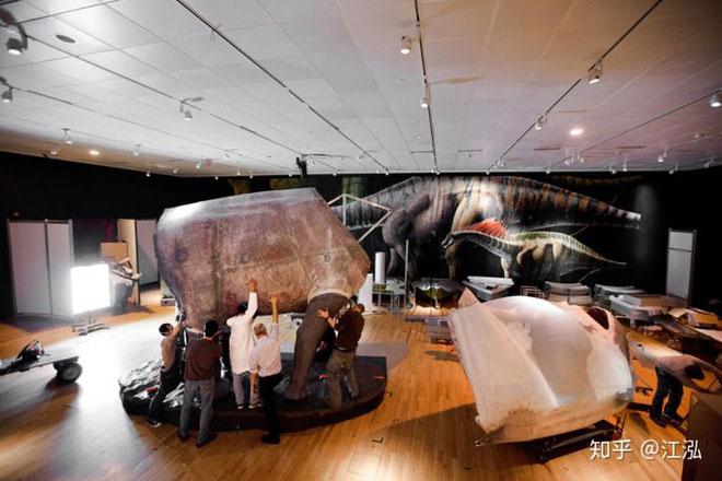 Các nhà cổ sinh vật học đang phục hồi cơ bắp và da của khủng long sauropod khổng lồ.