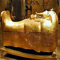 Vì sao xác ướp pharaoh Ai Cập được đặt trong nhiều lớp quan tài?