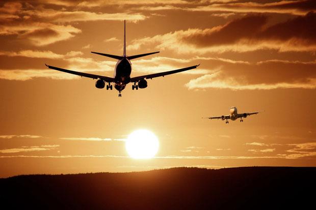 Máy bay về muộn thường xảy ra ở những hãng hàng không giá rẻ, ít máy bay nhưng lượng khách lại nhiều.