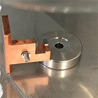 Chế tạo được máy gia tốc hạt tí hon: Chỉ nhỏ bằng nửa sợi tóc, đặt vừa trên một con chip