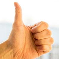 Vì sao ngón tay cái chỉ có 2 đốt?