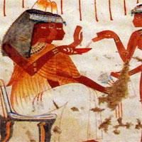 Mảnh giấy cói tiết lộ cách người Ai Cập cổ đại thử thai