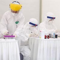 Những điều cần lưu ý khi test nhanh virus corona