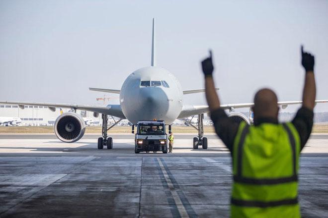 Phía Đức dự kiến sẽ thực hiện thêm nhiều chuyến bay hơn nữa để vận chuyển các bệnh nhân Covid-19.