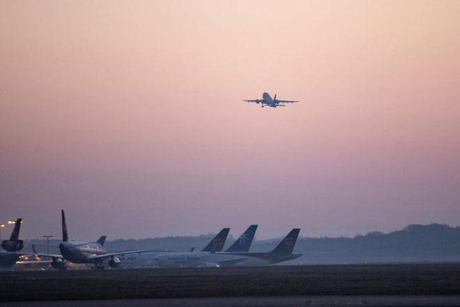 """Airbus A310 """"Medevac"""" có thể chở tối đa 38 bệnh nhân."""