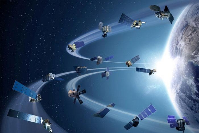 Hiện có khoảng 4.256 vệ tinh nhân tạo trên quỹ đạo Trái đất.