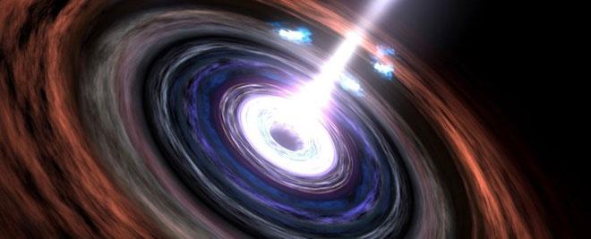 Các siêu hố đen có thể đã hình thành 800 triệu năm sau vụ nổ Big Bang.