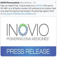 Vaccine Covid-19 do Bill Gates tài trợ có bước tiến mới