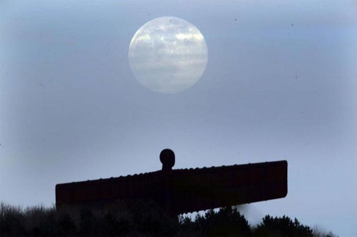 Siêu trăng lớn nhất năm