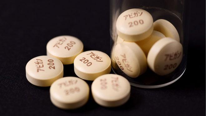 Những kết quả thử nghiệm ban đầu cho thấy Favipiravir (Avigan) hiệu quả với người có nồng độ virus thấp tới trung bình.