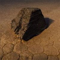 Đã giải mã được hòn đá biết đi ở thung lũng Chết