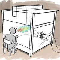 Nghiên cứu đo tốc độ giọt bắn chứa virus khi ho