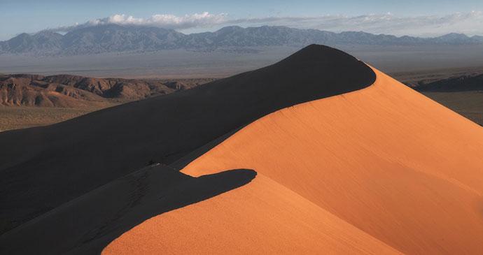 Âm thanh cồn cát không phát ra liên tục, mỗi lần chỉ kéo dài vài phút.