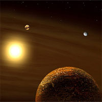 Phát hiện hệ 6 hành tinh có quỹ đạo hoàn hảo