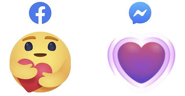 2 biểu tượng cảm xúc sắp được bổ sung trên Facebook và Messenger.