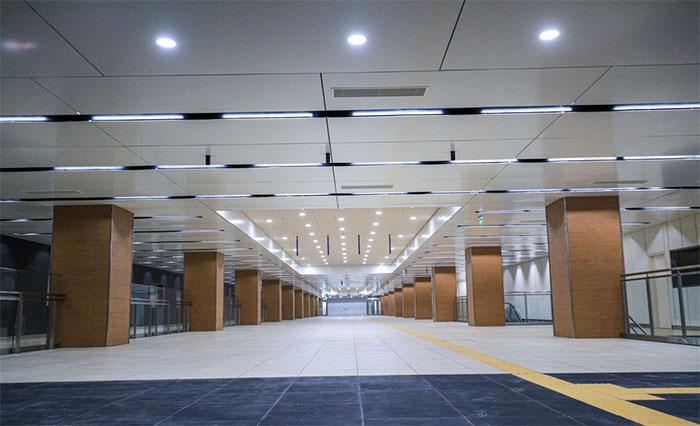 Tổng dự án xây dựng tuyến đường sắt đô thị số 1 (Bến Thành - Suối Tiên) có chiều dài 19,7 km