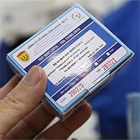 WHO công nhận chất lượng bộ KIT test Covid-19 của Việt Nam