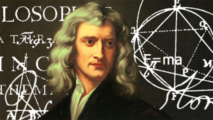 Cả cuộc đời, Newton đã phải chịu đựng nhiều đau đớn và khổ sở vì chứng rối loạn tâm thần của mình