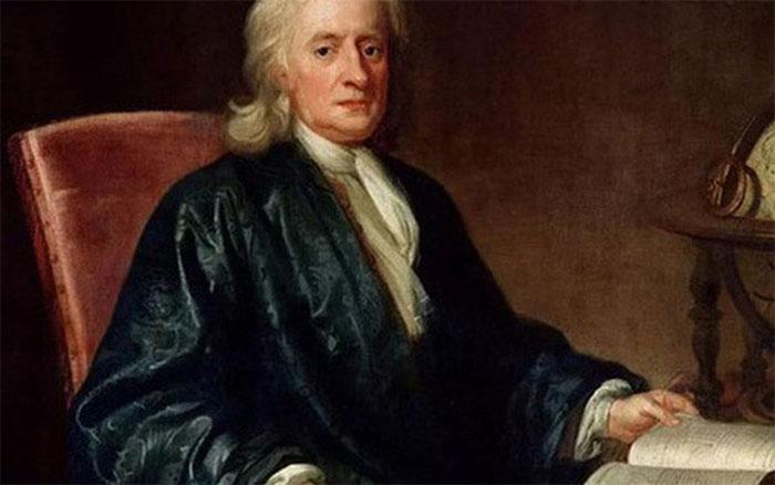 Newton hầu như không có bạn và chưa từng quan hệ tình dục.