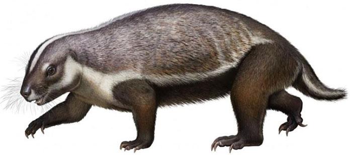 Hình ảnh mô phỏng về Adalatherium.