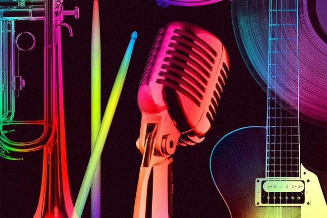 Jukebox là mô hình sáng tác nhạc với lời bài hát dựa theo thể loại.