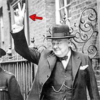 Ba ký hiệu tay phổ biến nhất trên thế giới