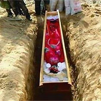 Thi hài tân nương 5 tuổi trong mộ cổ hé lộ giai đoạn lịch sử đầy thương tâm của Trung Quốc cổ đại