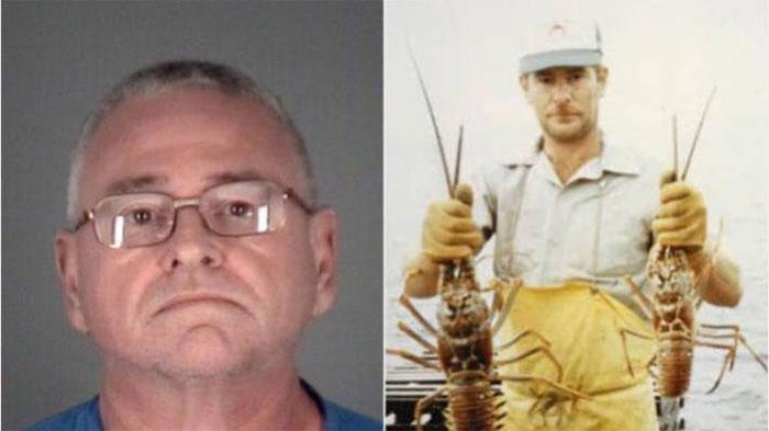 Terry (phải) - người bị Hoagland đánh cắp danh tính suốt 20 năm.