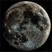 """Bức ảnh Mặt trăng """"chân thực nhất thế giới"""" sắc nét không thua vệ tinh"""