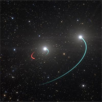 Bất ngờ phát hiện hố đen gần Trái đất mà bấy lâu nay chúng ta không hề biết