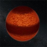 Sao lùn nâu gần nhất có dải mây như sao Mộc