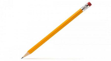 Có một chiếc bút chì đang cắm trên sàn nhà, nhưng tại sao chúng ta lại không thể nhảy qua nó?