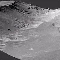 Phát hiện bằng chứng về dòng sông cổ trên sao Hỏa