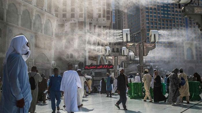 Nhiệt độ tăng cao trên quy mô toàn cầu đang ảnh hưởng đến tất cả mọi người trên thế giới.