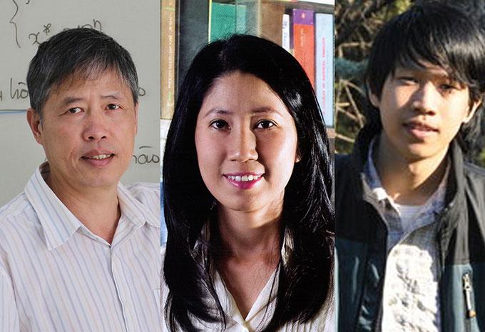 Nhà khoa học nhận giải thưởng Tạ Quang Bửu