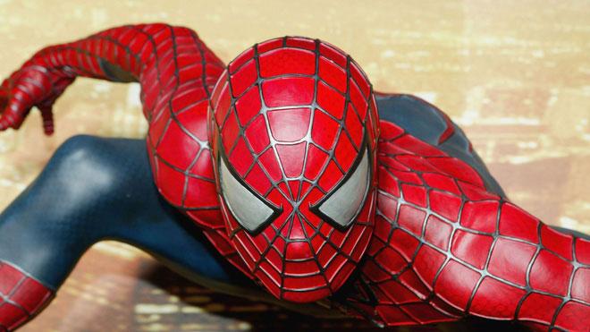 Sức mạnh của Spider-Man bắt nguồn từ vết cắn từ chú nhện nhiễm xạ