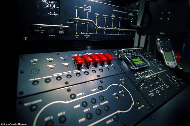 Triton DeepView24 với tầm nhìn toàn cảnh thể hiện bước nhảy vọt lượng tử trong công nghệ tàu ngầm