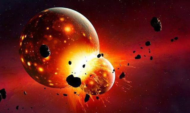 Mặt trăng được cho là hình thành cách đây 4,5 tỷ năm