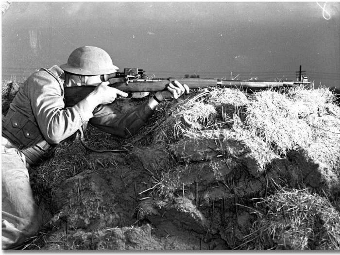 Khẩu súng này có chiều dài 1320mm, trong đó nòng súng dài 774 mm.