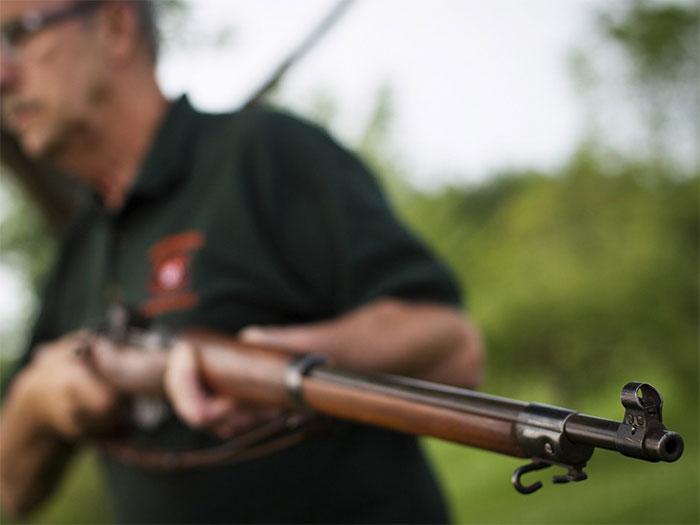 Ngay trong Chiến tranh Thế giới thứ nhất, binh lính Canada đã dần chuyển sang sử dụng những khẩu súng khác