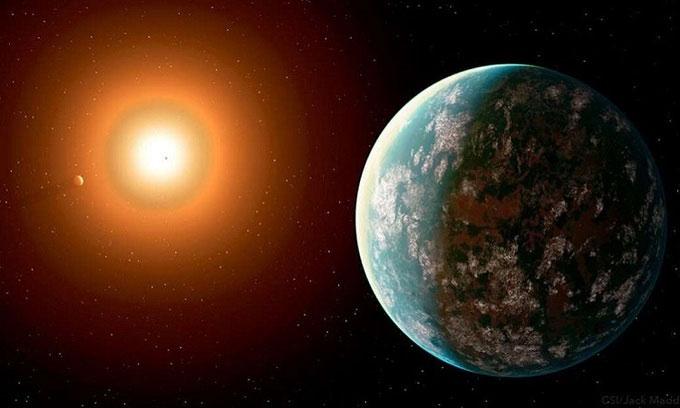 OGLE-2018-BLG-0677Lb là một trong những hành tinh xa nhất được phát hiện từ trước tới nay.